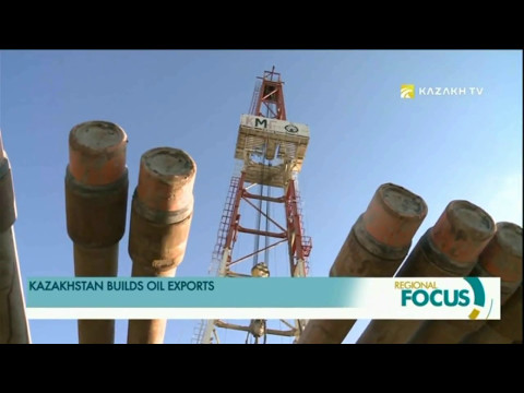 KAZAKHSTAN INCREASES OIL EXPORTS