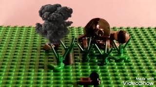 Первый день войны Велико отечественная война лего анимация