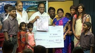 SPB opens up at the SPB fans charitable trust event | SP Balasubramaniam | Vidya Sagar - BW