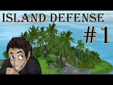 SQUIDWARD WARRIOR ::: Island Defense #1
