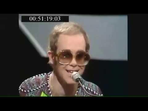 Gilbert O'Sullivan feat. Elton John - Get Down (Gilbert O'Sullivan Show - 1973) mp3