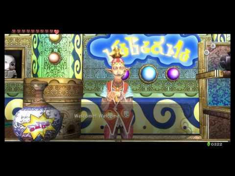 [Preview] Zelda: Twilight Princess HD: Malo Mart