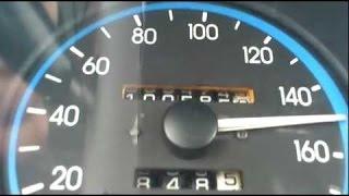 Daewoo Matiz 0-100 Acceleration 0.8 2004