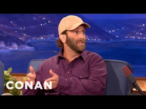 Cannabis Expert Doug Fine Interview Pt 1 - CONAN on TBS