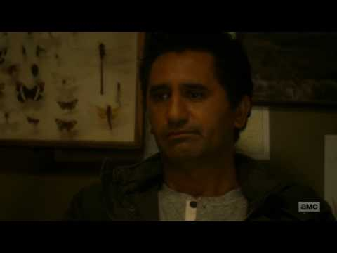 Fear The Walking Dead...You're Maori Right?