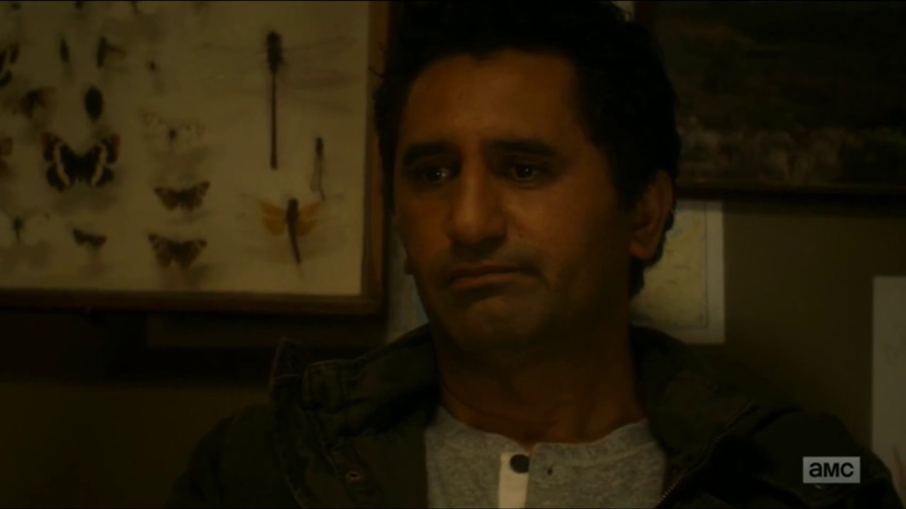 Download Fear The Walking Dead...You're Maori Right?