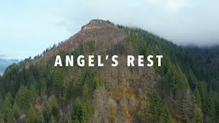 Angel's Rest Trail Hike, Portland