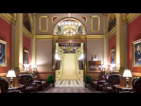 Masonic Temple And Library And Museum Of Pennsylvania Video Tour