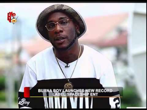 BURNA BOY LAUNCHES NEW RECORD LABEL: SPACESHIP ENTERTAINMENT (Nigerian  Entertainment News)