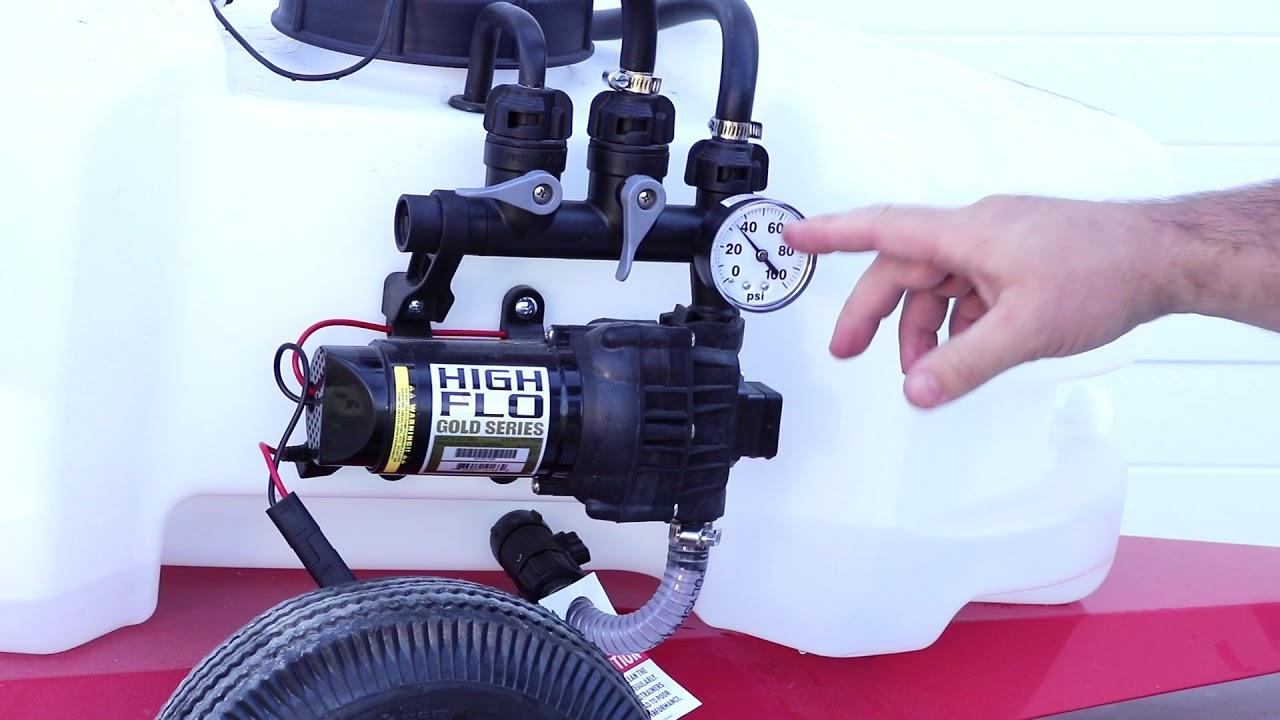 Fimco Sprayer Troubleshooting