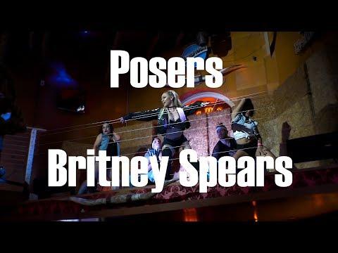 LA Club Posers - Britney Spears. Choreography By Brandon Burciaga