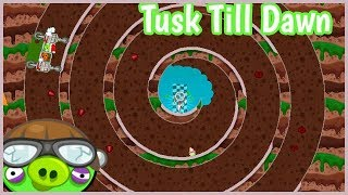 Bad Piggies HD 2018 - Tusk Till Dawn Mobile Game All Levels