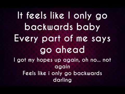 Arctic Monkeys-Feels Like We Only Go Backwards [LYRICS] [Tame Impala Cover]