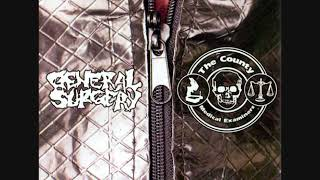 General Surgery / The County Medical Examiners - split 12''LP