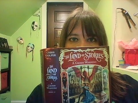 The Land Of Stories A Grimm Warning By Chris Colfer Chapter 3 The