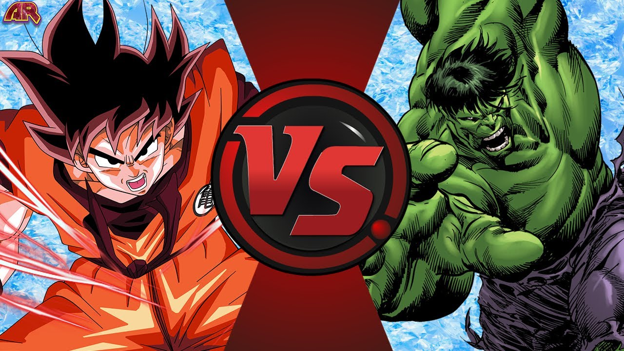 Goku vs hulk dragon ball z vs marvel cfc episode 187 - Dragon ball z 187 ...