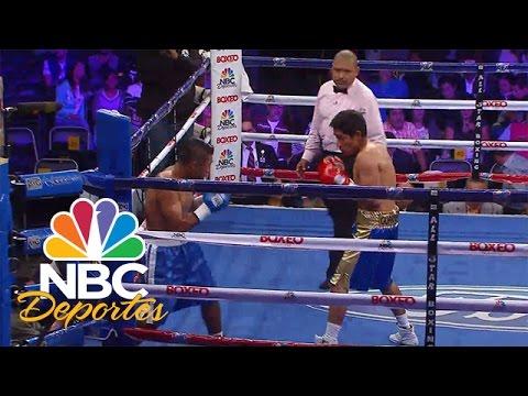 Guarneros vs. Franco ( Pelea completa ) | Boxeo Telemundo | NBC Deportes