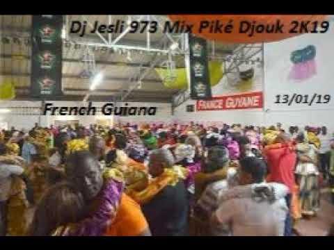 Mix Carnaval Piké Djouk 2K19. Mixé Par Dj Jesli 973