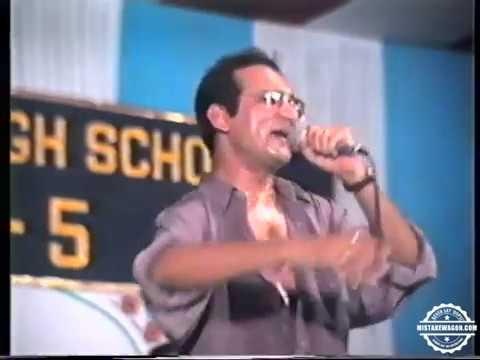 Abhijeet Bhattacharya Live | Ole Ole | Opus 5 | St. Lawrence High School - Kolkata - 1994