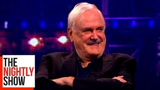 John Cleese Thinks Monty Python is Overrated in America
