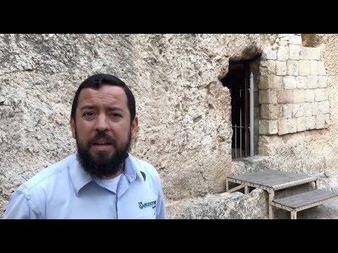 GARDEN TOMB (Full Tour on Where JESUS CHRIST Was Buried and Resurrected)