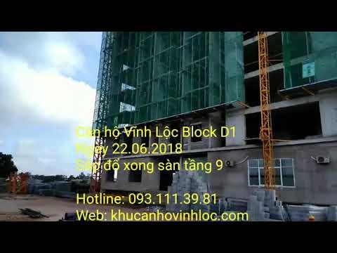 Căn hộ Vĩnh Lộc Block D1 ngày 22.06.2018