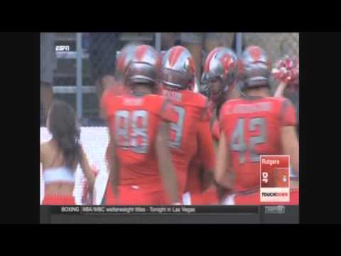 Robert Martin III - Running Back - Rutgers University - Highlight Video