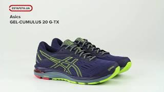 Кроссовки для бега Asics GEL-CUMULUS 20 G-TX 1011A015-400