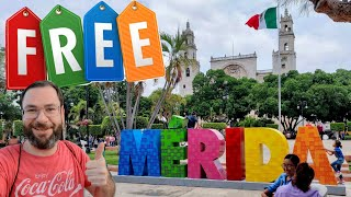 FREE Info & Resources on Merida Mexico | Learn To Save Money & Time While in The Yucatan