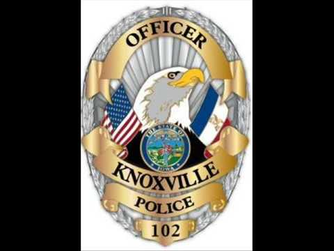 New Knoxville PD Badge