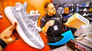 RETURNING FAKE YEEZYS TO FOOTLOCKER!!