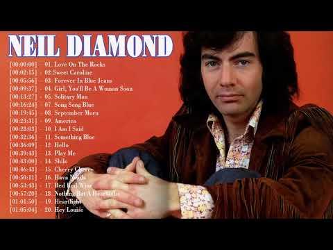 Neil Diamond Greatest Hits Full Album 2018 - Best Song Of Neil Diamond