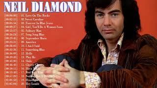 Neil Diamond Greatest Hits Full Album 2020 - Best Song Of Neil Diamond