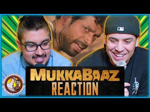 Mukkabaaz Official Trailer Reaction |...