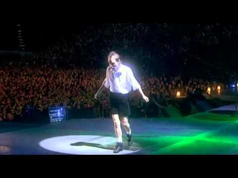 ACDC (Angus Young performed musical and personal show) - Live music