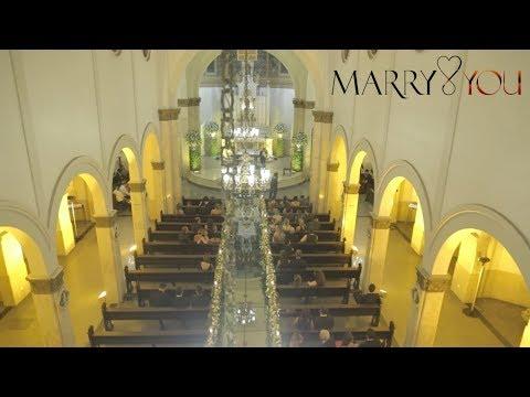 Coral e Orquestra Sognatori Per Caso  Marry You Instrumental Casamento Bruno Mars Cover Wedding