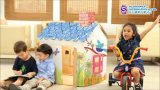 Diy Paper House, Cardboard Play House, Patipati