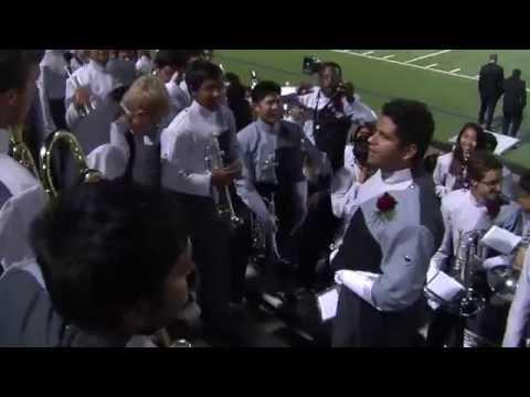 Fort Bend Austin High School Bulldog Band recruitment 2015