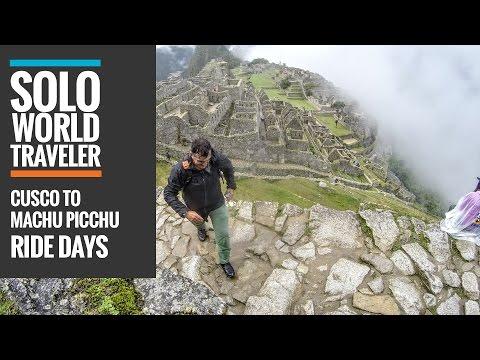 Ride Day 52: Cusco, Peru to Machu Picchu with Belmond Hiram Bingham