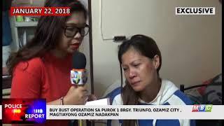 MBC OZAMIZ -Buy bust operationd at Purok 1  Triunfu Ozamiz City JAN 22 2018