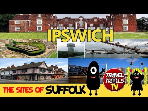 The Best Tour Of Ipswich...EVER! Part 1 Of 2