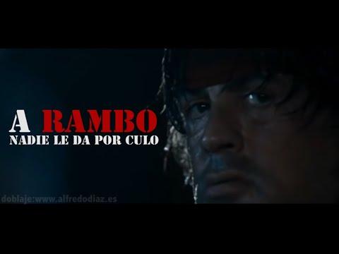 A Rambo nadie le da por culo