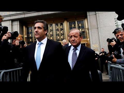 Rudy Giuliani Says Trump Reimbursed Michael Cohen For $130K Stormy Daniels Payment
