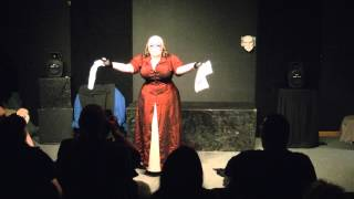 WEBurlesque - Gretchen Violetta - Spanish Doll