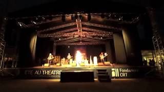 CROHM Live Teatro Romano Aosta - The Call