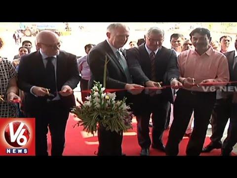 Denmark Based DESMI Launches Manufacturing Company in Adibatla | Hyderabad | V6 News