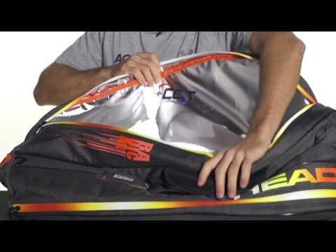 Head Radical Series Monstercombi Bag
