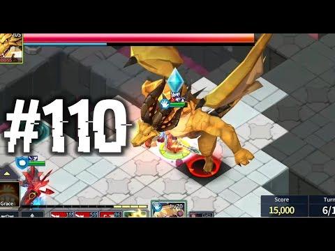 ToD Floor 110 August 2017 : Apply Debuffs! | Fantasy War Tactics R