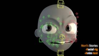 Nori's stories rigging reel