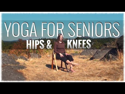 Yoga for Seniors: Hips & Knees with Michelle Rubin
